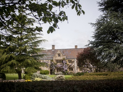 The Manor Country Estate, Somerset, West Buckland
