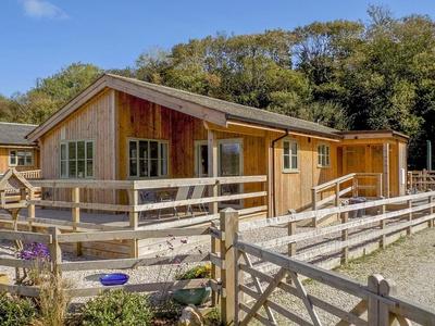 Merlin Lodge, Cornwall, St Columb Major