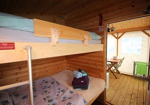 Llangennith Scamper Holidays - Timber Tent, Swansea 5