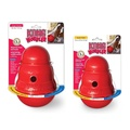 Kong Wobbler Rubber Toy – Red 3