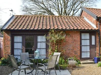 Daffodil Cottage, Suffolk, Woodbridge
