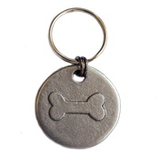 Mutts & Hounds - Bone Dog ID Tag