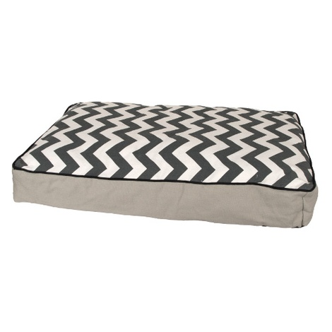 Snoooz Comfort Mattress Bed - Chevron