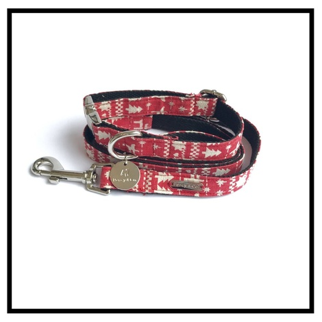 The Finland Collar and Lead Set 4