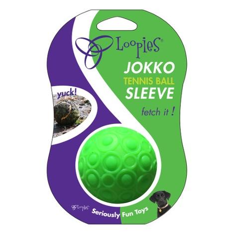 Jokko Sleeve Ball Cover - Green
