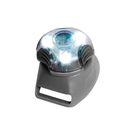 Rigel Multi-Purpose LED Light for Dog Collar – White 2