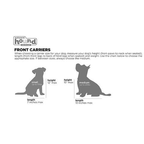 Pooch Pouch Front Carrier 3