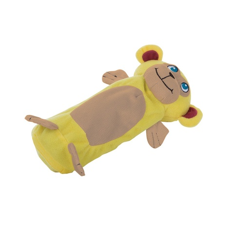Bottle Gigglers Dog Toy – Monkey