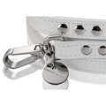 Polo Dog Lead - White 2