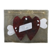 Reg & Ruby - Love Hearts Rawhide Card