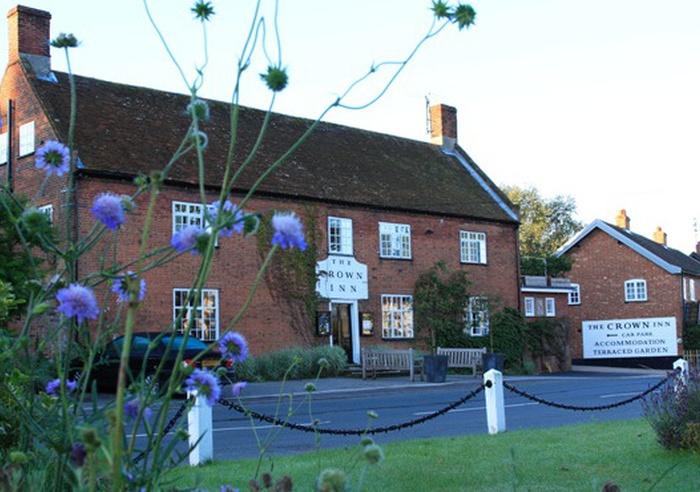 The Westleton Crown, Suffolk 1