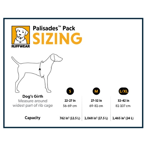 Palisades Dog Pack - Red Currant 2