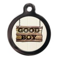 Good Boy Pet ID Tag