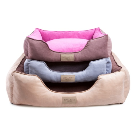 Classic Dog Bed - Pink 3