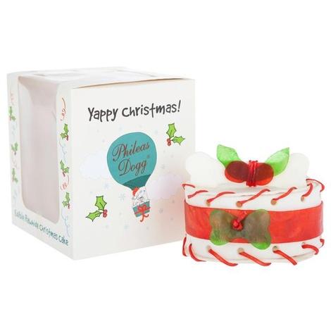 Rawhide Christmas Cake 2