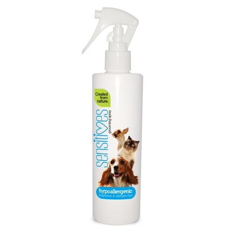 Sensitives Hypoallergenic Grooming Spray