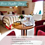 PetsPyjamas - Borrowdale Hotel Exclusive One Night Stay Voucher