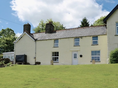 Groudd Hall Cottage, Conwy, Cerrigydrudion