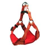Long Paws - Comfort Dog Harness – Orange