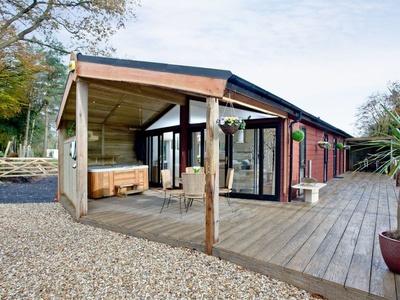 Haldon Forest Lodge, Devon, Exeter
