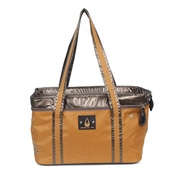 Zu & Lu - Karen Dog Carrier - Mustard