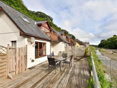 Creekside, Cornwall, Little Petherick