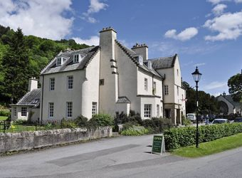 Fortingall Hotel, Scotland