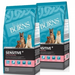 Sensitive Duck & Brown Rice Dog Food