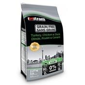 Nutram - Grain Free Turkey, Chicken & Duck Dry Dog Food