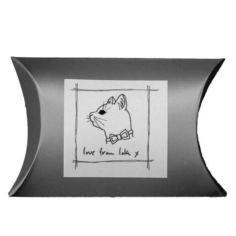 Cat Collar Bow Accessory - Multi Spot 4