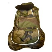 Go Walk - Go Walk 2-in-1 Thermal Dog Coat – Camouflage