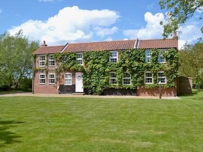 Lound Cottage, Norfolk, Hickling