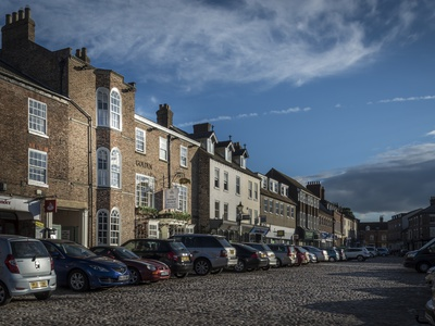 The Golden Fleece Hotel, North Yorkshire, Thirsk