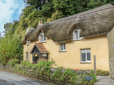 Old Maids Cottage, Devon, Ilfracombe