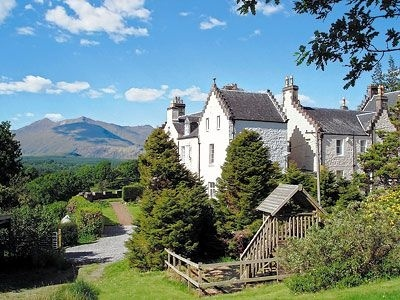 Old West Wing, Argyll and Bute, Ardbrecknish