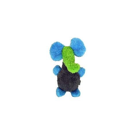 Fuzzies Elephant Dog Toy