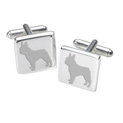 WithLoveFrom - Cufflinks - French Bulldog