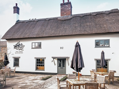 The Three Blackbirds, Suffolk, Newmarket