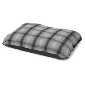 Tweed & Water Resistant Pillow Dog Bed