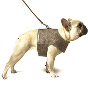 Mutts & Hounds - Herringbone Tweed Dog Harness