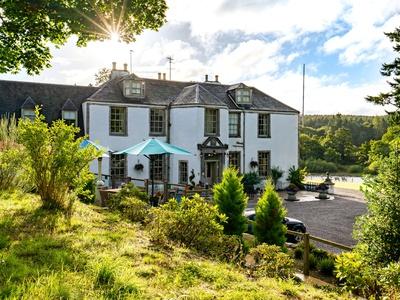 Banchory Lodge, Aberdeenshire, Banchory