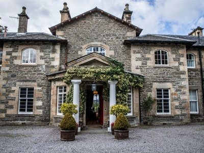 Coul House Hotel, Scottish Highlands, Strathpeffer