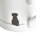 Sitting Dog Mug 2