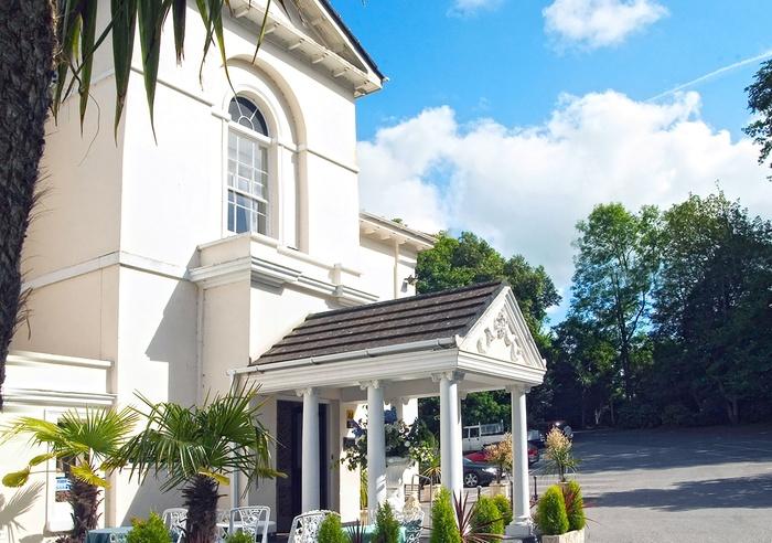 Penventon Park Hotel, Cornwall 1