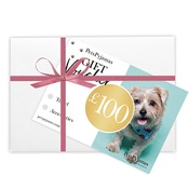 PetsPyjamas - £100 Travel Gift Voucher in a Gift Box