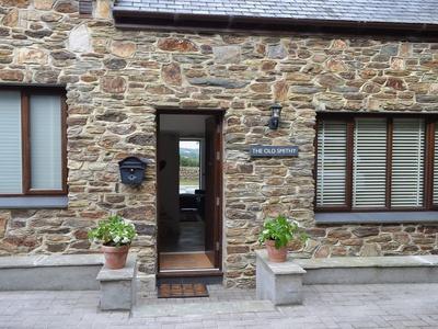 The Old Smithy, Cornwall, Penelewey