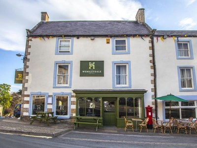 The Wensleydale Hotel, North Yorkshire, Middleham