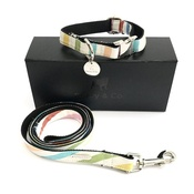 Percy & Co - Collar and Lead Set - Thurlestone