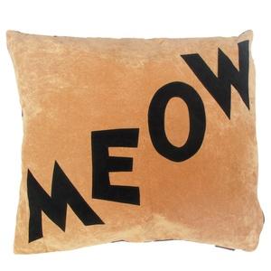 Cat Nappa Meow – Black/Tan