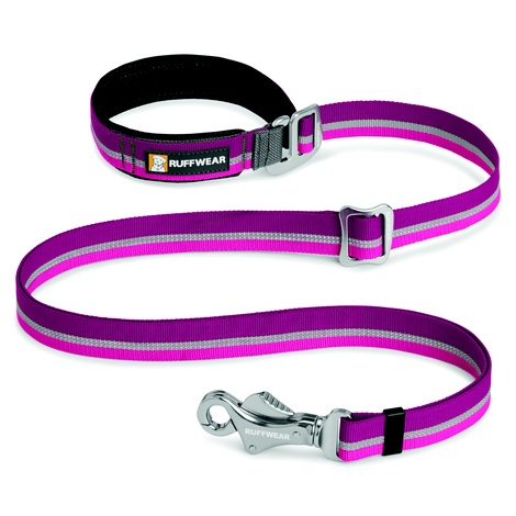 Slackline Dog Lead – Purple Dusk